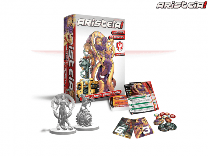Aristeia! Masters of Puppets 1