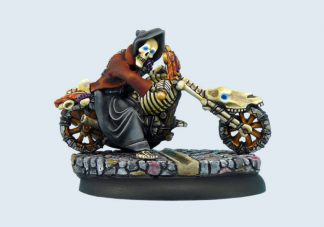 Discworld Death on motorcycle (1) 1