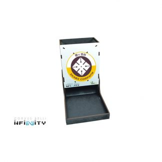 Infinity Dice Tower Ikari 1