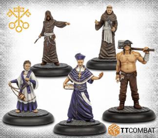 Carnevale: The Vatican Starter Gang 1