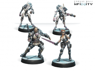 Aleph Drakios & Scylla, Steel Phalanx NCO 1