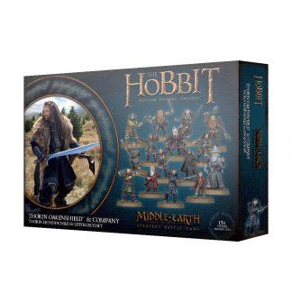 The Hobbit: Thorin Oakenshield & Company 1