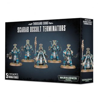 Thousand Sons Scarab Occult Terminators 1