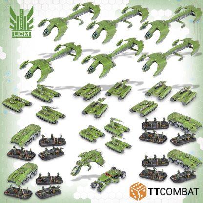 UCM Starter Army (2019) 1