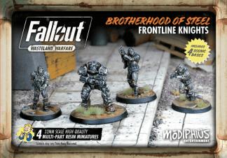 Fallout: Brotherhood of Steel Frontline Knights 1