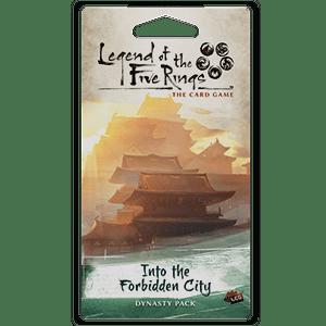 L5R: Into the Forbidden City 1