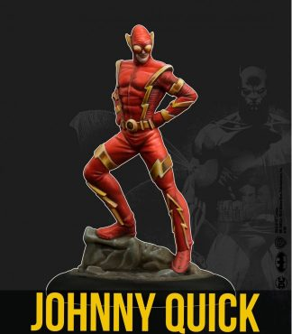 Johnny Quick (multiverse) 1