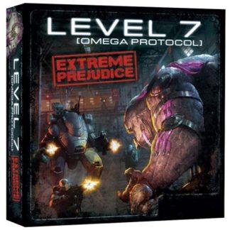 LEVEL 7: [Omega Protocol] Extreme Prejudice 1