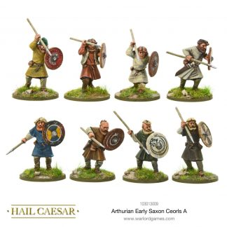 Arthurian Early Saxon Ceorls A 1
