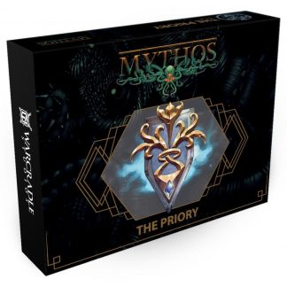 Mythos: The Priory Faction Starter Set 1