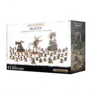 Battleforce: Skaven Corrupting War-swarm 1