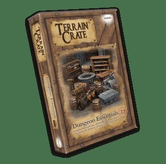Terrain Crate: Dungeon Essentials 1