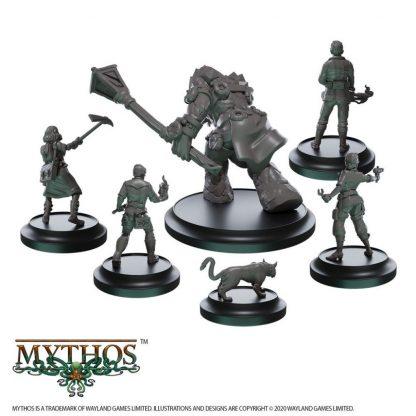 Mythos: The Priory Faction Starter Set 3