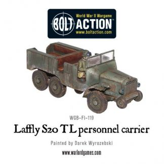 Finnish Laffly S20 TL Personnel Carrier 1