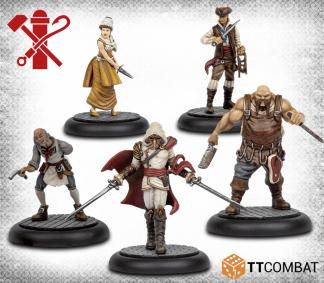 Carnevale: The Guild Starter Gang 1