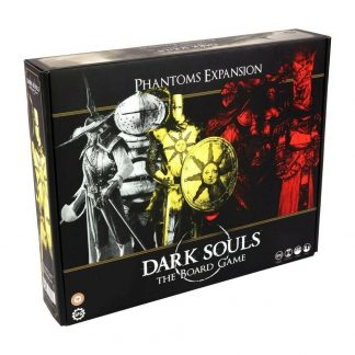 Dark Souls: the Board Game Phantoms Expansion 1