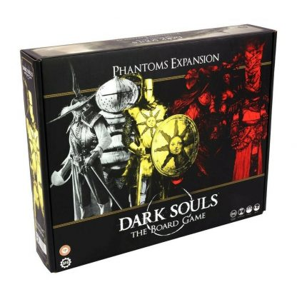 Dark Souls: the Board Game Phantoms Expansion 1