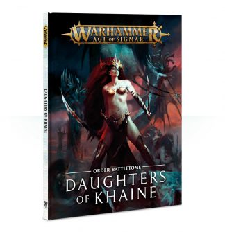 Battletome: Daughters of Khaine 1