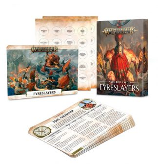 Warscroll Cards: Fyreslayers 1