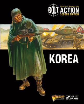 Bolt Action: Korea supplement 1