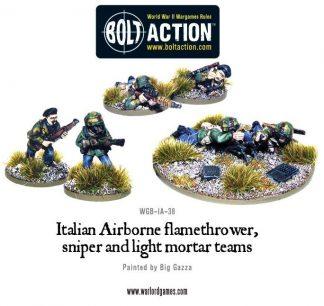 Italian Airborne Special Weapon Teams 1