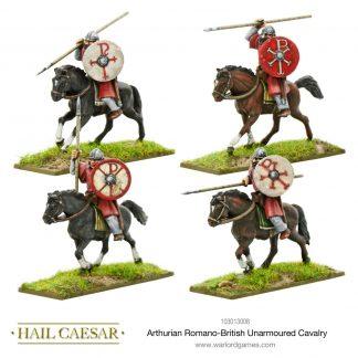 Arthurian Romano-British Unarmoured Cavalry 1