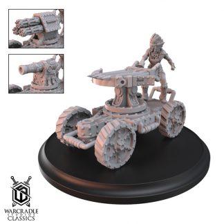 WWX: Fire Bringers 1