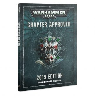 Chapter Approved 2019 Edition 1