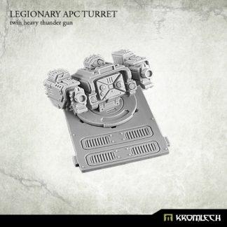 Legionary APC turret: Twin Heavy Thunder Gun (1) 1