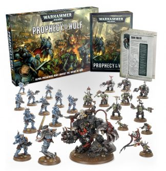 Warhammer 40,000: Prophecy of the Wolf 1