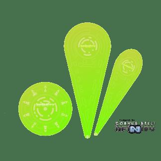 Infinity Templates (GREEN) (3) 1