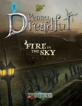 Through the Breach: Fire in the Sky 1