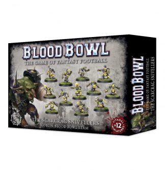 Blood Bowl: The Scarcrag Snivellers 1