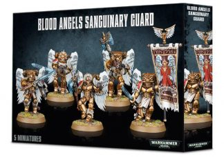 Blood Angels Sanguinary Guard 1