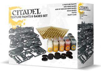 Citadel Texture Paints & Base Set 1