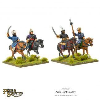 Arab Light Cavalry 1