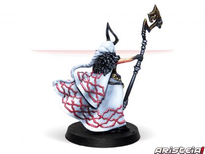 Aristeia HEXx3r (Nomad Witch) 2