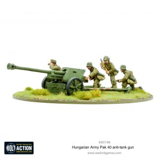 Hungarian Army Pak 40 Anti-tank gun 1