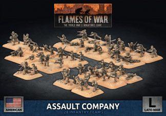 US Assault Company 1