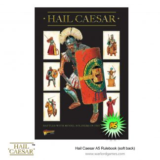 Hail Caesar A5 Rulebook (softback) 1