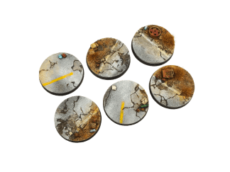 Highway Bases, Round 40mm (2) 1