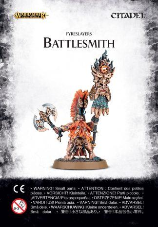 Fyreslayers Battlesmith 1