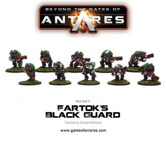 Fartok's Black Guard (10 Models) 1