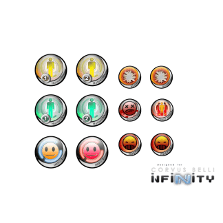 Infinity Tokens Special #1 (12) 1
