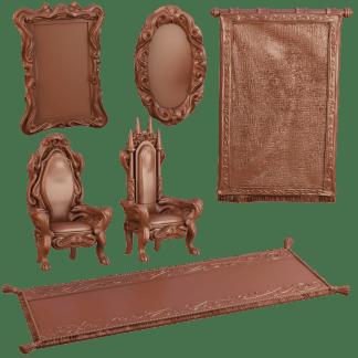 Terrain Crate: Throne Room 1