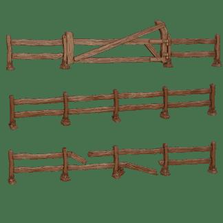 Terrain Crate: Fences 1