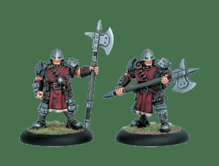 Cygnar City Guard 1