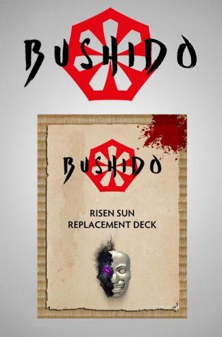 Cult of Yurei Risen Sun Deck 1