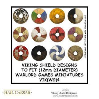 Viking Shield Designs 4 (large round) 1