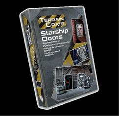 Terrain Crate: Starship Doors 1
